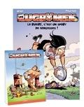 BeKa - Les Rugbymen  - tome 18 + calendrier 2021 offert.