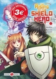 Aiya Kyû et Minami Seira - The Rising of the Shield Hero Tome 1 : .