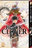 Black Clover. Tome 02, Le défenseur / Yûki Tabata | Tabata, Yūki. Auteur