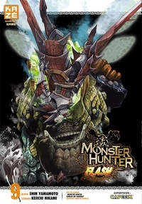 Keiichi Hikami et Shin Yamamoto - Monster Hunter Flash Tome 9 : .