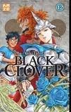 Yûki Tabata - Black Clover Tome 12 : La mélancolie d'une épineuse jouvencelle.