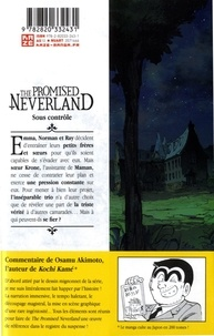 The Promised Neverland Tome 2 Sous contrôle