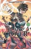 Yûki Tabata - Black Clover Tome 1 : Le serment - Variant Cover Patrick Sobral.
