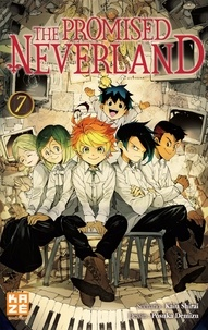 Kaiu Shirai - The Promised Neverland Tome 7 : .