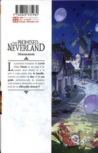 The Promised Neverland Tome 11 Dénouement