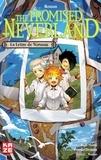 Demizu-p+shirai-k et Demizu Posuka - The Promised Neverland - Le roman - La Lettre de Norman.