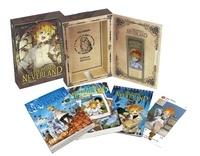 Kaiu Shirai et Posuka Demizu - The Promised Neverland Coffret collector N° : Coffret en 2 volumes : La lettre de Norman ; Le Tome 9 - Avec 1 marque page, 1 livret.