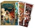 Kaiu Shirai et Posuka Demizu - The Promised Neverland  : Pack en 3 volumes : Tome 1 ; Tome 2, Sous contrôle ; Tome 3, En éclats - Avec 3 cartes postales exclusives.