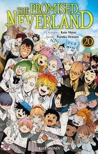 Kaiu Shirai - The Promised Neverland Tome 20 : L'autre rive du destin.