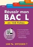 Eric Fourcassier et Romain Mercier - Réussir mon bac L en 155 fiches.