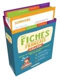 Rue des écoles - Coffret Mes fiches français collège.