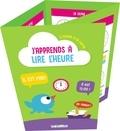 Rue des écoles - J'apprends à lire l'heure.