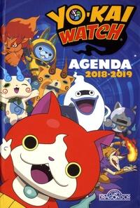 Dragon d'or - Agenda Yo-kai watch.