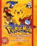 Dragon d'or - Pokémon jeux cherche et trouve - 80 stikers.