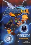 Dragon d'or - Marblegen Agenda.