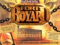Antartik - Fort Boyard - Escape Box.