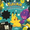 Dragon d'or - Pokémon, cartes à gratter.