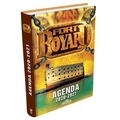 Dragon d'or - Agenda Fort Boyard.