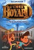 Elizabeth Barféty - Fort Boyard - Le piège du Père Fouras.