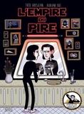 L'empire du pire / Théo Grosjean, Auriane Bui | Grosjean, Théo. Auteur