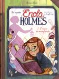 Serena Blasco - Les enquêtes d'Enola Holmes Tome 5 : L'énigme du message perdu.