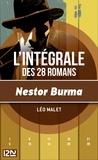 Léo Malet - Tout Burma - L'intégrale des 28 romans.