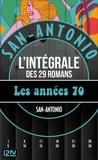 San-Antonio - San-Antonio  : San-Antonio Les années 1970 - 29 romans.