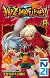 Tenya Yabuno - Inazuma Eleven Tome 8 : .