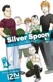 Hiromu Arakawa - Silver Spoon Tome 4 : .