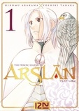 Hiromu Arakawa - The Heroic Legend of Arslân Tome 1 : .