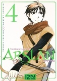 Hiromu Arakawa et Yoshiki Tanaka - The Heroic Legend of Arslân Tome 4 : .