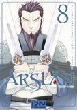 Hiromu Arakawa et Yoshiki Tanaka - The Heroic Legend of Arslân Tome 8 : .