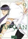 Hiromu Arakawa et Yoshiki Tanaka - The Heroic Legend of Arslân Tome 9 : .