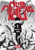 One et Frédéric Malet - Mob psycho 100  : Mob Psycho 100 - tome 01.