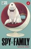 Tatsuya Endo - Spy X Family Tome 4 : .