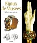Bijoux de musées : à faire soi-même | Dupouy, Cris. Auteur