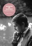 Jacques de Bascher : dandy de l'ombre | Ottavi, Marie