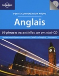 Didier Férat - Petite conversation audio Anglais. 1 CD audio