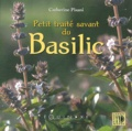 Catherine Pisani - Petit traité savant du Basilic.