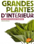 Grandes plantes d'intérieur : les choisir et les garder longtemps / Catherine Delvaux | Delvaux, Catherine. Auteur