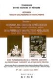 Philippe Mesnard - Témoigner entre histoire et mémoire N° 102, Janvier-mars : Criminels politiques en représentation.