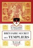 Paul Sanda - Bréviaire secret des templiers.