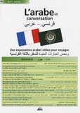 Henri Medori - L'arabe - Tome 2, Conversation.