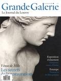 Henri Loyrette - Grande Galerie N° 12, juin juillet : Vénus de Milo, les secrets de la restauration.