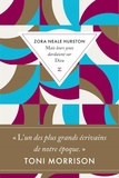 Mais leurs yeux dardaient sur Dieu / Zora Neale Hurston | Neale Hurston, Zora (1891-1960). Auteur