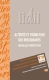 Marinette Matthey et Diana-Lee Simon - LIDIL N° 39, Mai 2009 : Altérité et formation des enseignants: nouvelles perspectives.