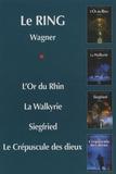 Richard Wagner - L'Avant-Scène Opéra  : Le Ring - Coffret 4 volumes.