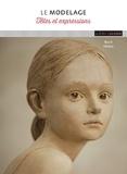 Berit Hildre - Le modelage - Têtes et expressions.