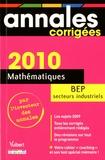 Stéphane Lancement - Mathématiques BEP secteurs industriels.