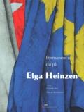 Elga Heinzen et Claude Ber - Permanence du pli - Elga Heinzen.